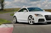 Audi TT RS Black & White Edition