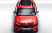 Citreon Aircross Concept Car