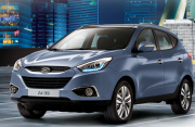 Hyundai ix35 modello 2014