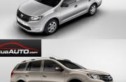 Nuova Dacia Logan