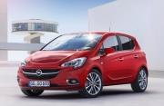 Nuova Opel Corsa 2015