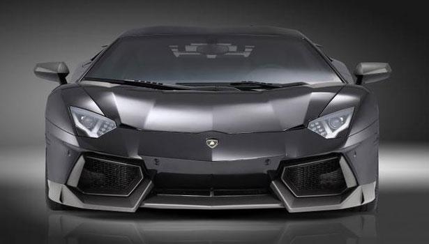 Auto di Balotelli - Lamborghini Aventador