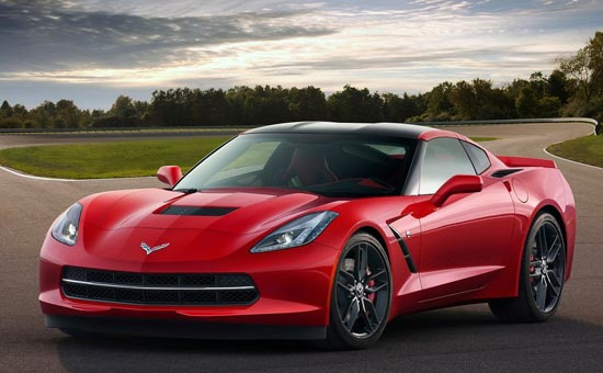 Chevrolet C7 Stingray