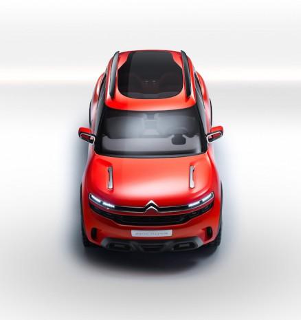 Concept Car Citroen Aircross
