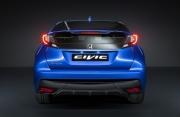 Nuova Honda Civic 2015