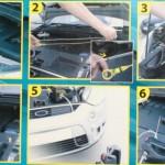 Come aspirare l'olio dal motore dell'auto | Guide Motori