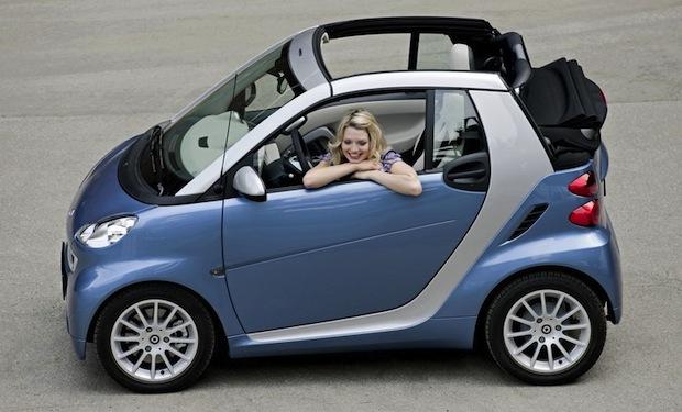 Come guidare una Smart