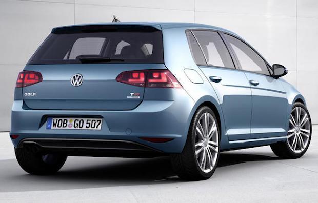 Nuova Volkswagen Golf 2014 - La tua auto