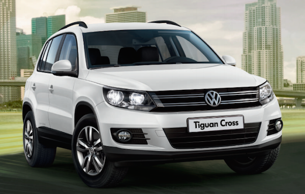 volkswagen tiguan cross equipaggiamento e prezzo la tua auto. Black Bedroom Furniture Sets. Home Design Ideas
