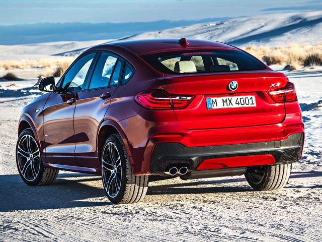 Listino prezzi nuova bmw x4 la tua auto for Interno x4
