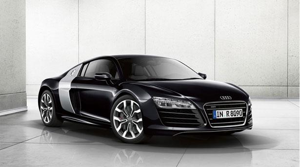 Auto di Balotelli - Audi R8