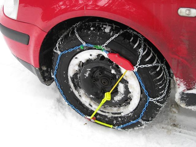 come montare le catene da neve a rombo la tua auto. Black Bedroom Furniture Sets. Home Design Ideas