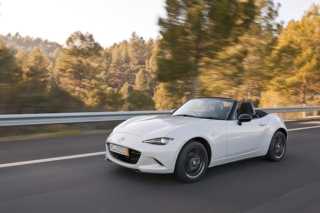 Nuova Mazda MX5: prezzo e caratteristiche