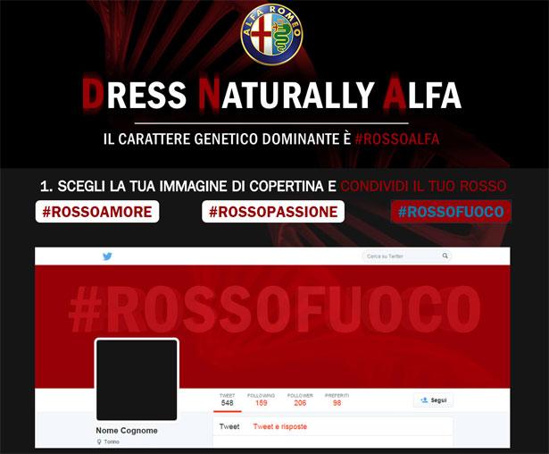 Rosso Alfa - Alfa Romeo