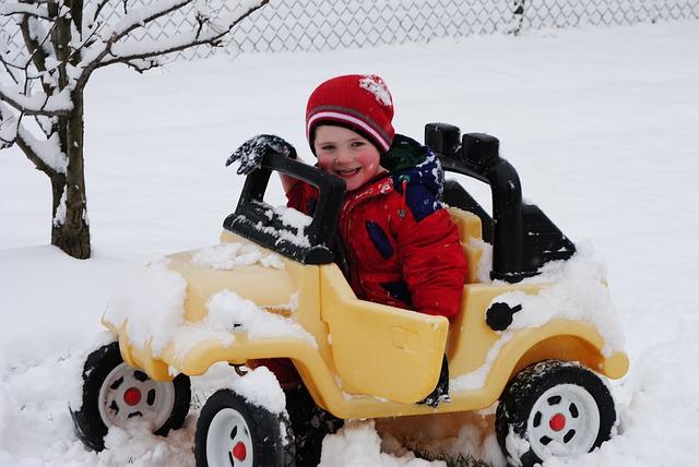 test pneumatici da neve