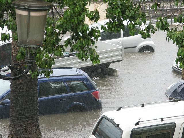 recuperare auto alluvionata