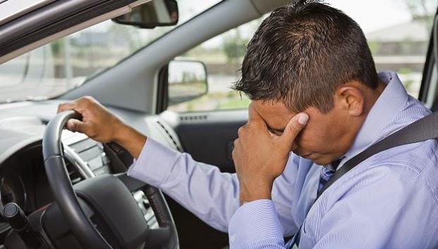 Come evitare colpi di sonno alla guida