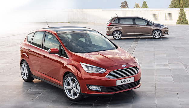 FORD C-MAX Hands Free Liftgate
