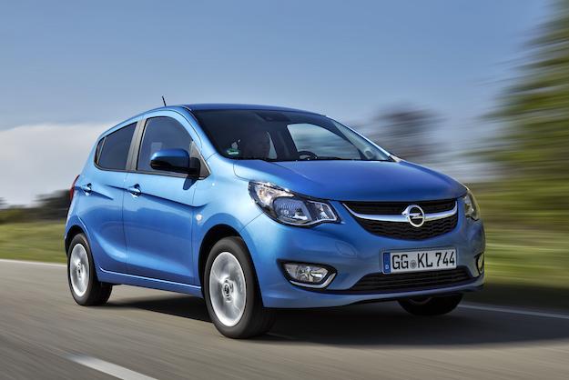 Opel KARL prezzo dimensioni