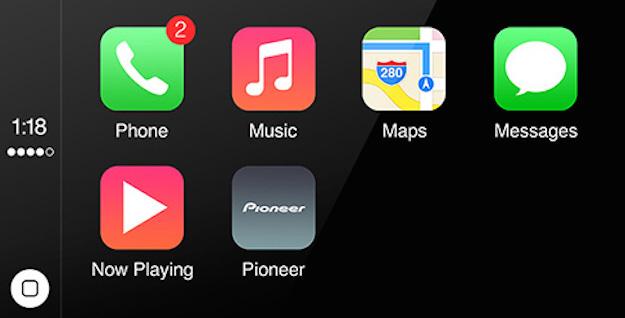 collegare iphone con carplay