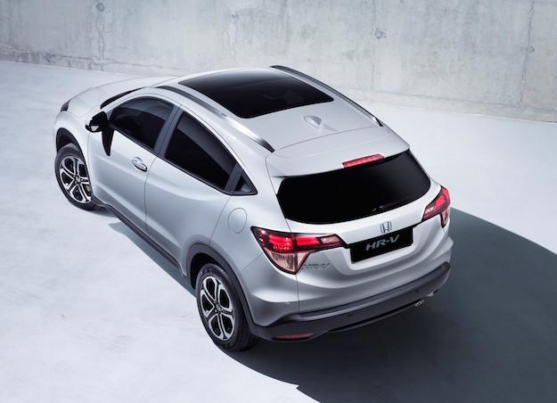 Honda hr v 2015 dimensioni e consumi la tua auto for 2015 hrv honda