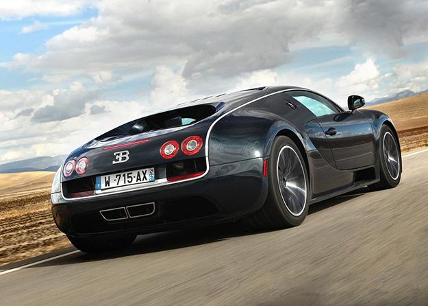 auto piu veloce al mondo