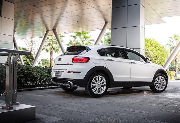 auto cinesi in vendita