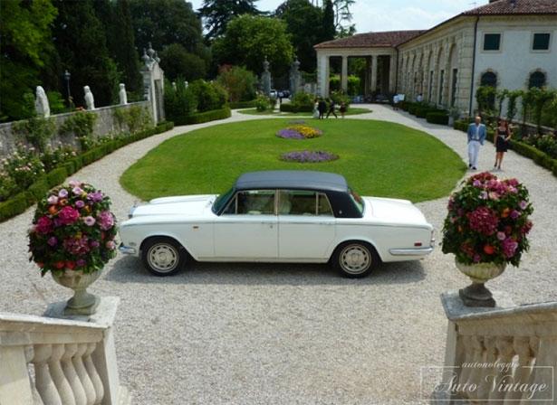 Auto vintage: Rolls Royce Silver Shadow