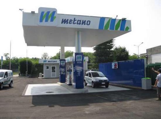 quanto costa metano per auto