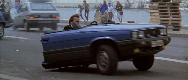 Auto di 007 - Roger Moore