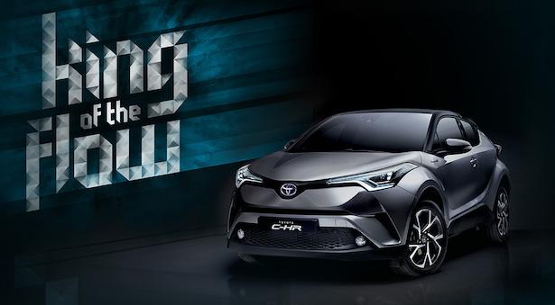 Toyota c hr