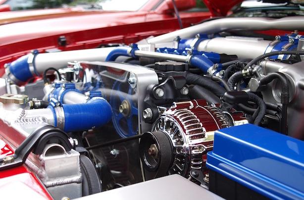 motore rumoroso