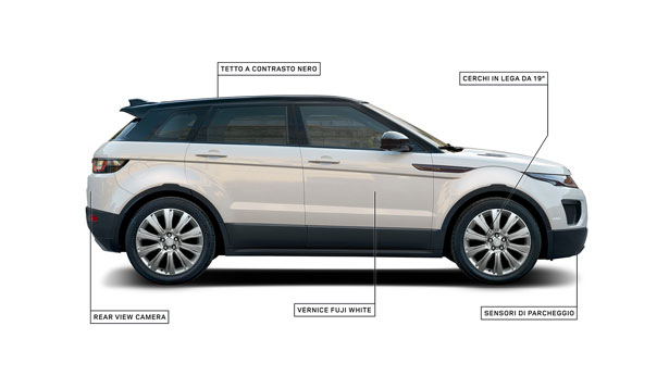 Range Rover Urban Attitude Edition