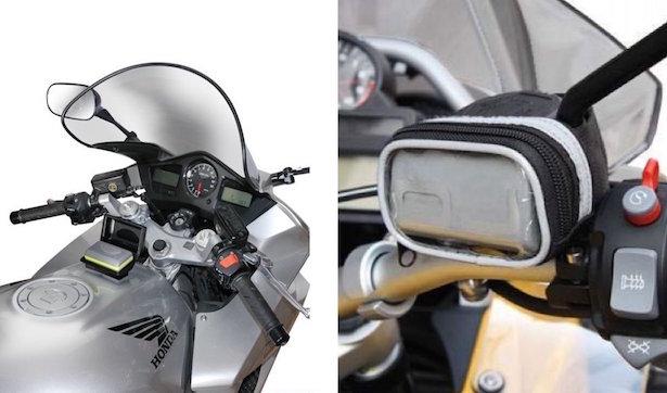 montaggio telepass moto