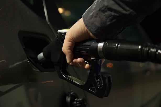 Benzina al posto del diesel\