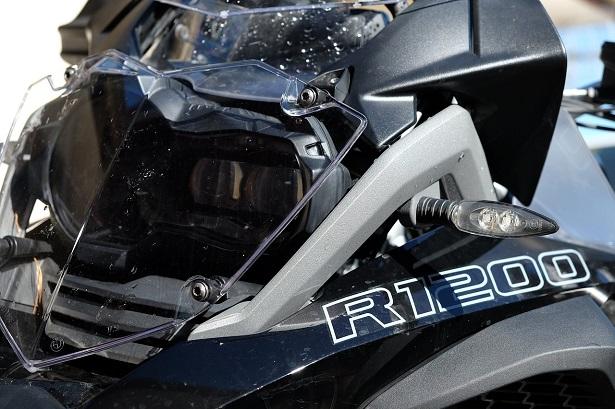 Motocicletta con cambio automatico