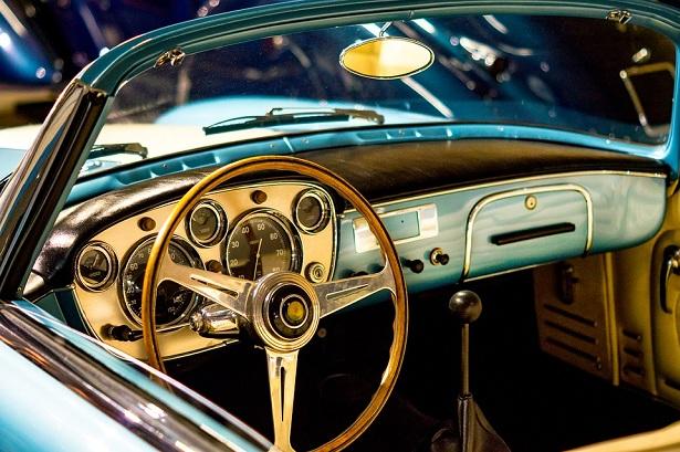 Restaurare auto d'epoca