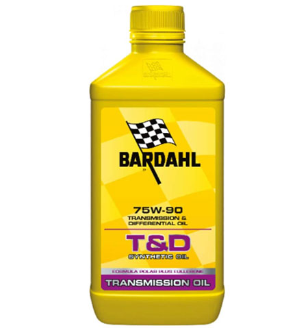 olio cambio bardahl